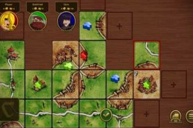 Carcassonne v2.2.2f80702 Apk Mod for android