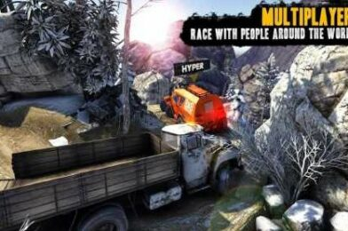 Truck Evolution : WildWheels v1.0.6 Apk + Mod